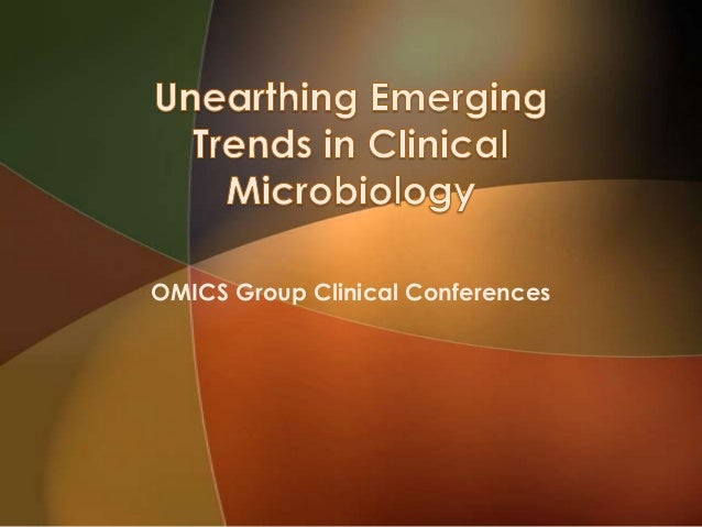 Clinical Microbiology & Microbial Genomics