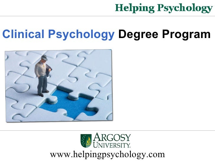 Clinical Psychology college major