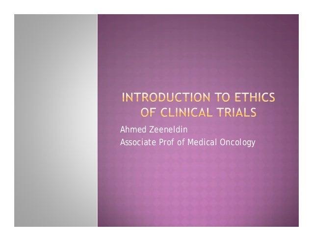Ahmed ZeeneldinAssociate Prof of Medical Oncology