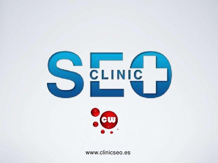 Clinicseo Congreso Web 2012 junio