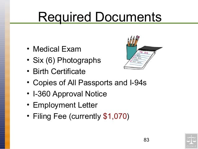 US Immigration Forms I360