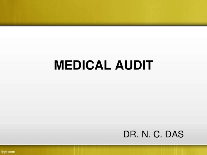Clinilal audit