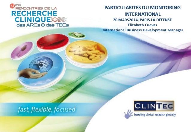 Rencontre recherche clinique