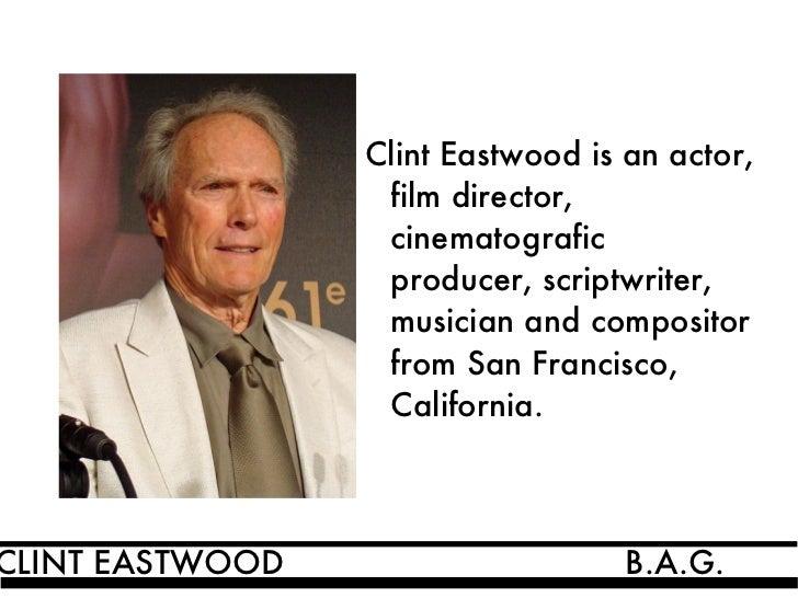 Clint Eastwood's life