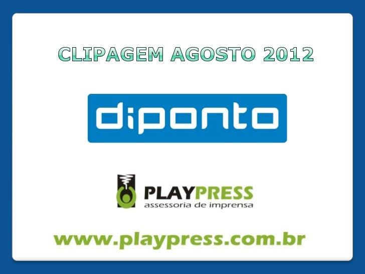 NOME DO VEÍCULO: BagueteEDITORIA: NotíciasDATA: 13/08/2012ABRANGÊNCIA/TIRAGEM: Nacional