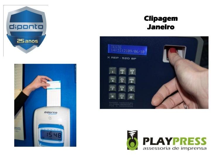 Clipagem Janeiro