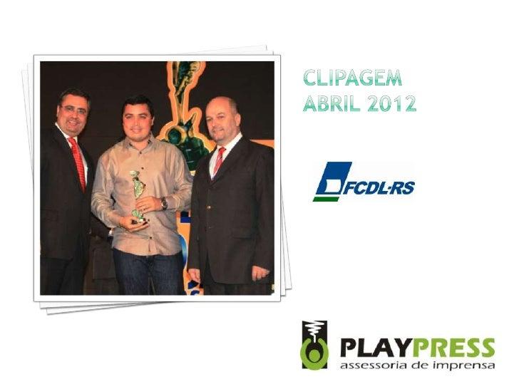 NOME DO VEÍCULO: TV PampaPROGRAMA: Pampa Meio-DiaDATA: 19/04/2012ABRANGÊNCIA/TIRAGEM: Regional