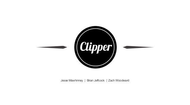 Clipper deck final for presentation