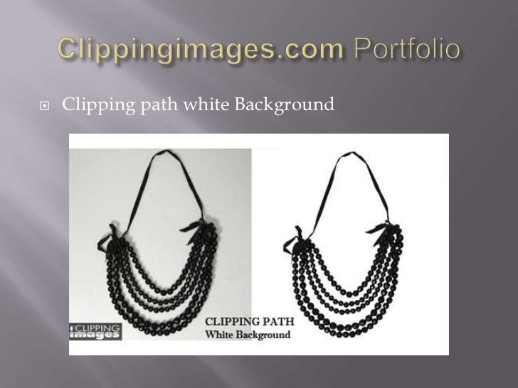 Clippingimages.com Portfolio<br />Clipping path white Background<br />