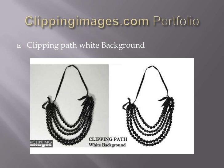 Clippingimages.com Portfolio<br />Clipping path white Background<br />