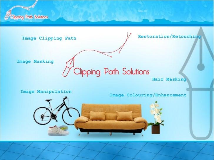 Image Clipping Path            Restoration/RetouchingImage Masking                                     Hair Masking Image ...