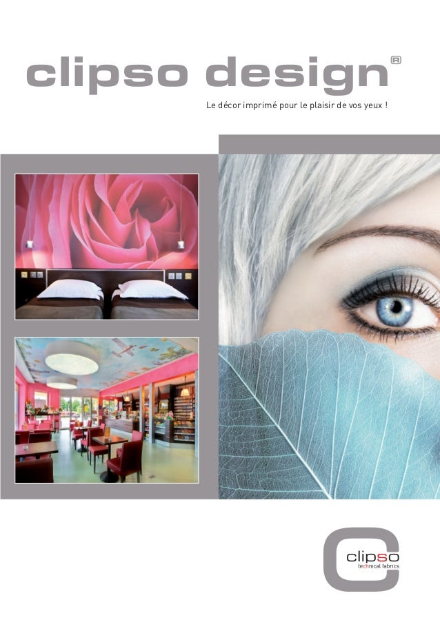 clipso design Le décor imprimé pour le plaisir de vos yeux !