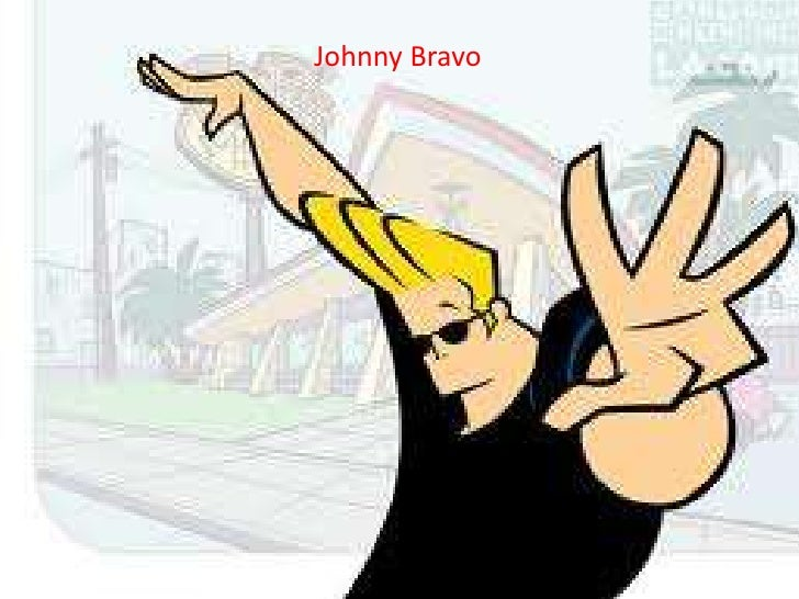 Johnny Bravo Presentation