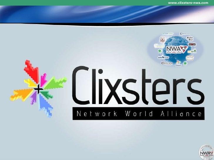 Clixsters nwa   presentation -final