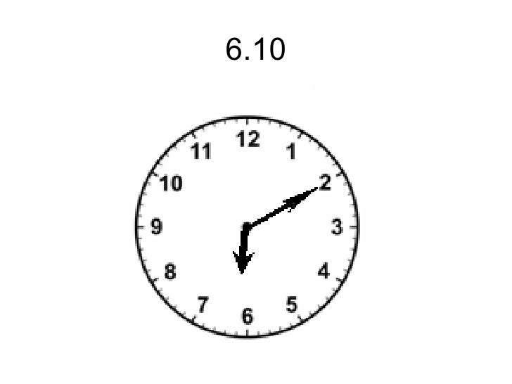 Clock Power Poin + Digital