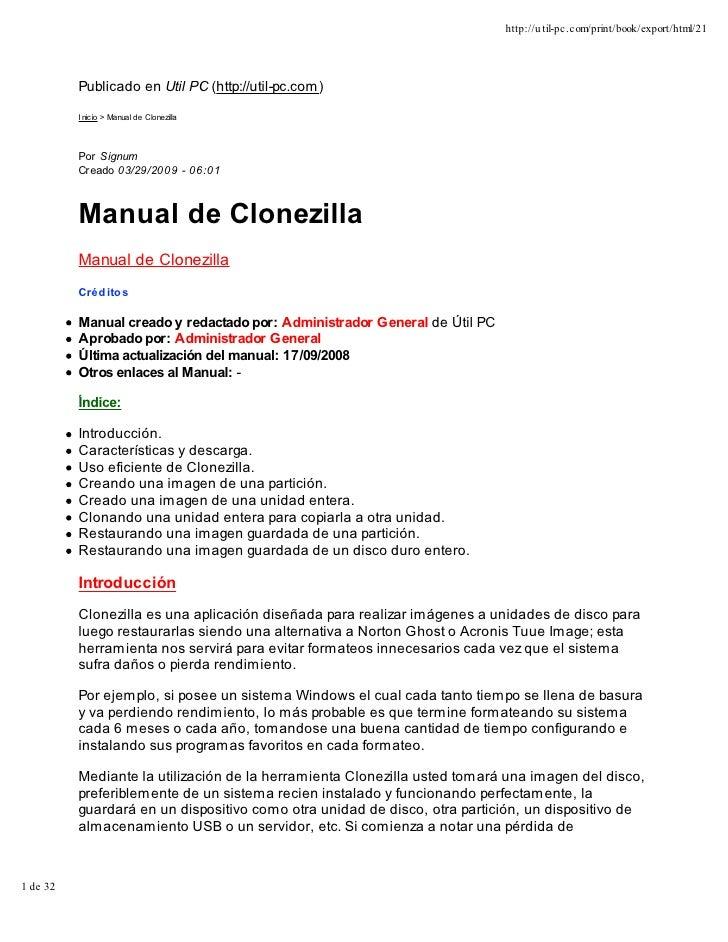 http://util-pc.com/print/book/export/html/21               Publicado en Util PC (http://util-pc.com)            I nicio > ...