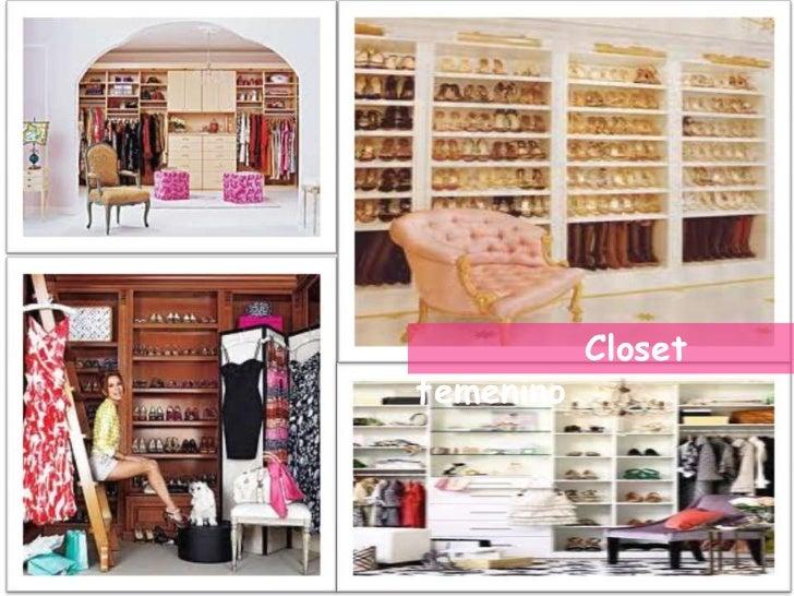 Closet femenino