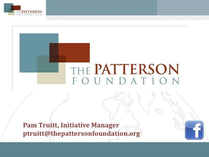 Life After Restructuring - Pamela Truitt