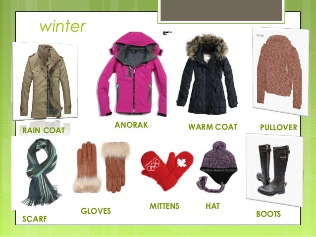 Clothes Seasons