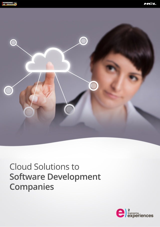 Cloud Solutions to Software Development Companies