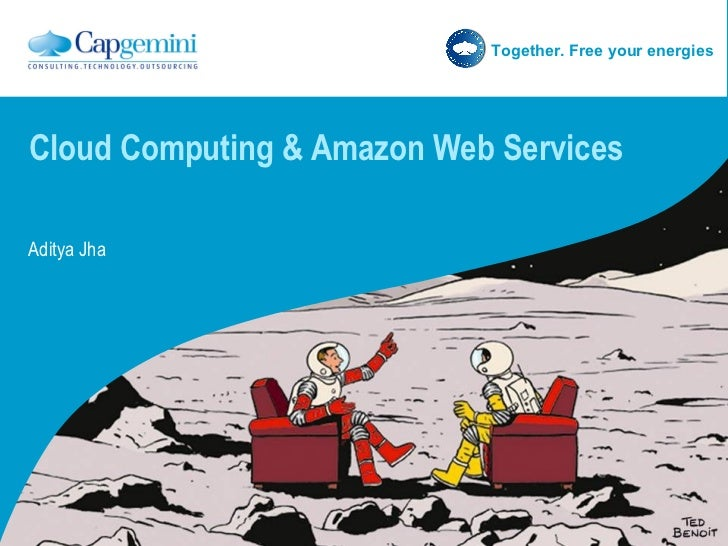 Cloud Computing & Amazon Web Services Aditya Jha