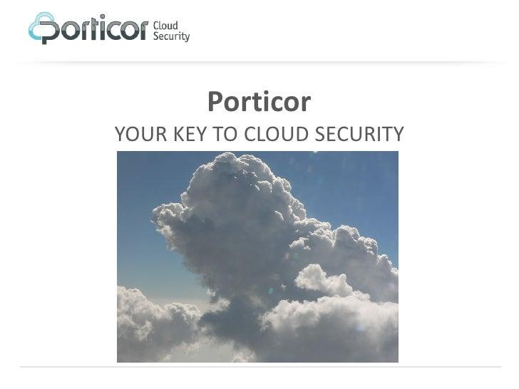 Cloud Security & Cloud Encryption Explained