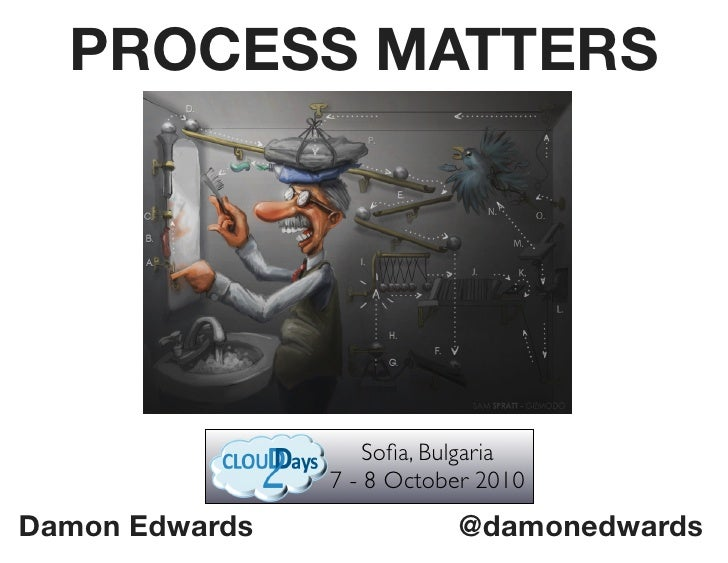 Process Matters (Cloud2Days / Java2Days conference))