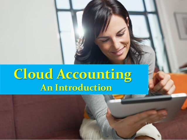 Cloud Accounting An Introduction