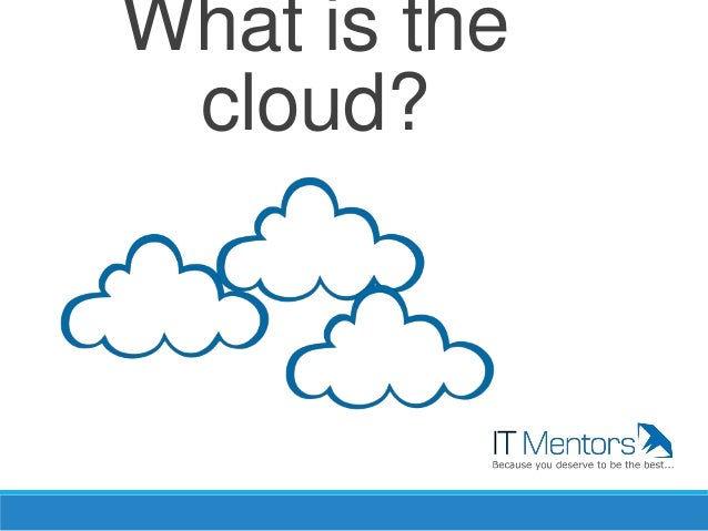 Introduction to Cloud Computing and Windows Azure