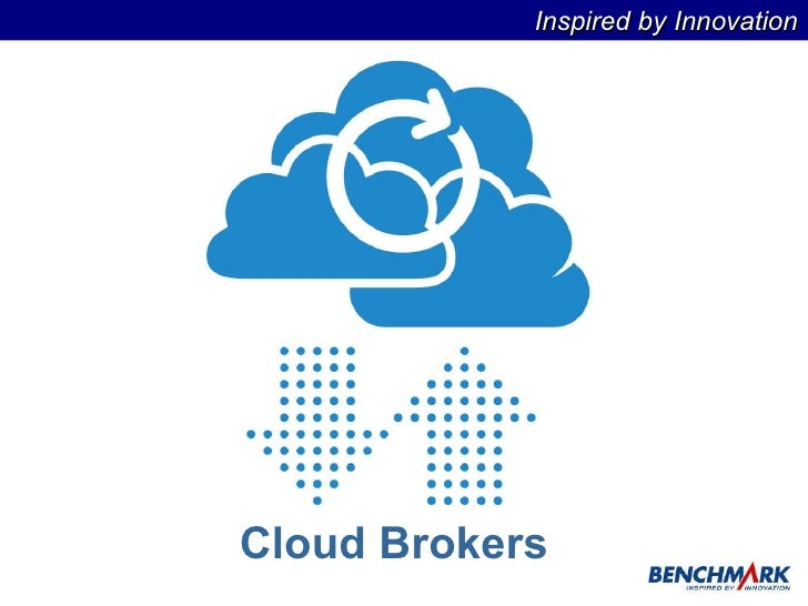 Inspired by Innovation Cloud Brokers