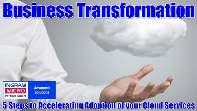 Cloud = Business Transformation