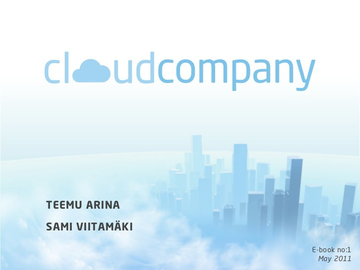 Cloud Company: Social Technologies and Practices in Strategy, Management, and Communications