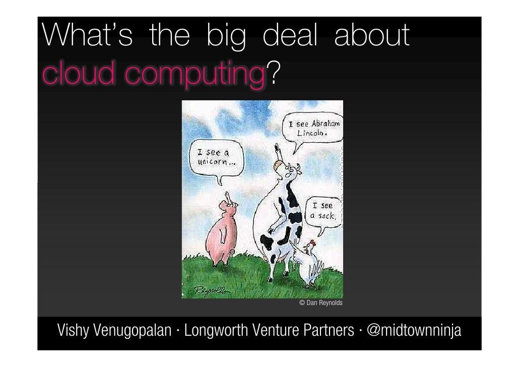 Cloud Computing and Startups