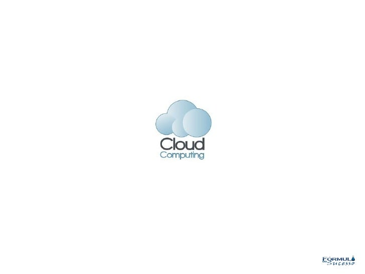 O que é Cloud Computing?
