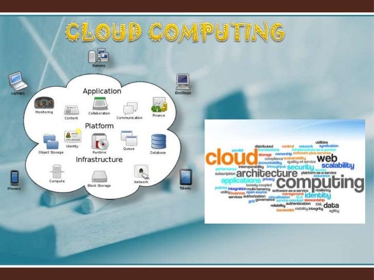 Es el que permite ofrecer servicios de  computación a través de Internet.