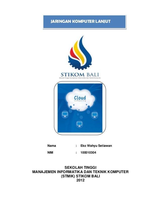 Cloud computing [Review]