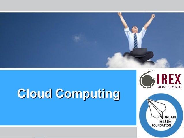 Les Enseignants de l'Ere Technologique – La Tunisie Cloud ComputingCloud Computing