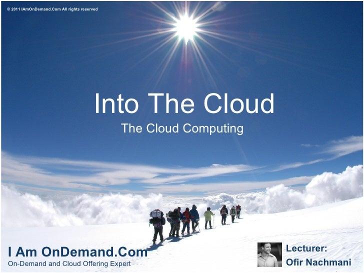 Cloud computing by IAmOnDemand
