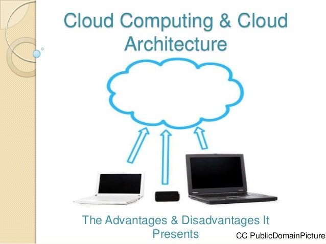 Cloud Computing & Cloud Architecture