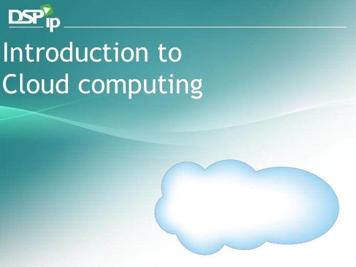 Cloudcomputingdsp ip-100123124450-phpapp02