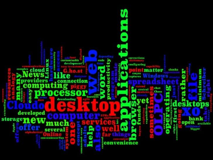 Cloud Computing For The XO Presentation