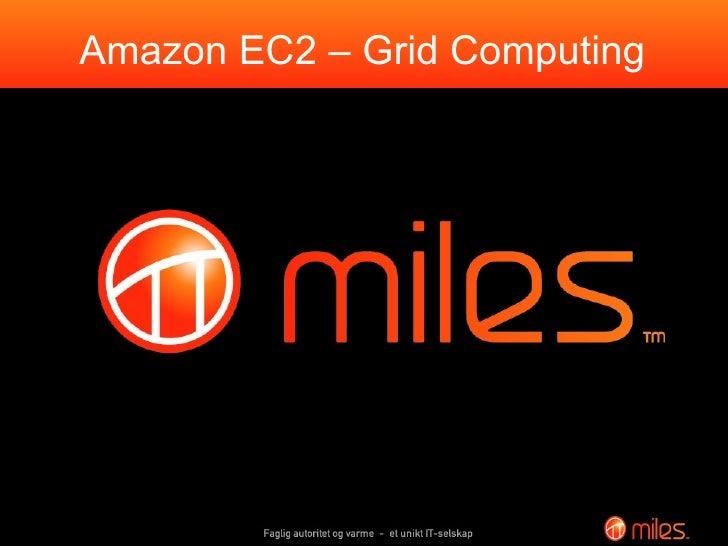 Er Amazon EC2 klar for virksomhetskritiske systemer?