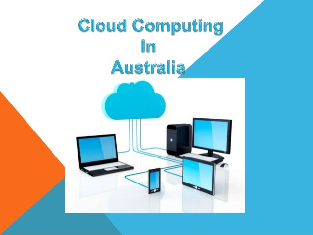 Cloud computing in australia