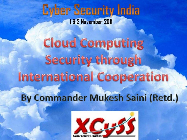 Cloud Computing security Challenges for Defense Forces