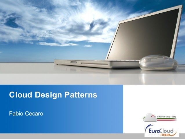 Cloud Design Patterns Fabio Cecaro