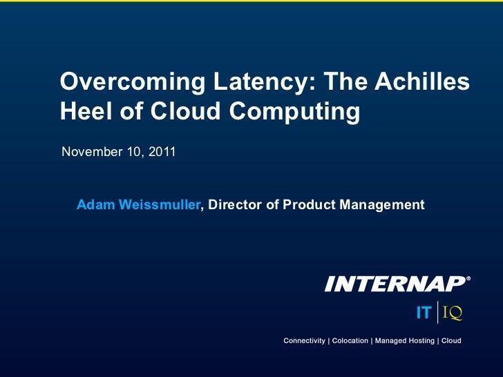 Cloud Expo West presentation
