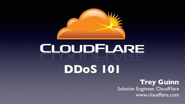 CloudFlare DDoS attacks 101: what are they and how to protect your site?