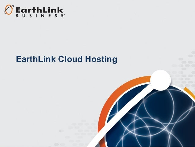 EarthLink Cloud Hosting