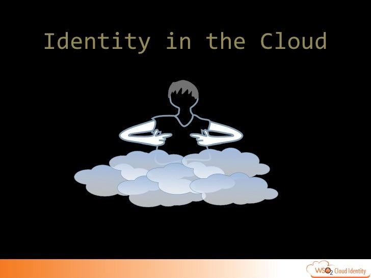 Cloud Identity Webinar