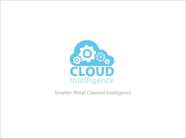 Cloudintelligence pitch